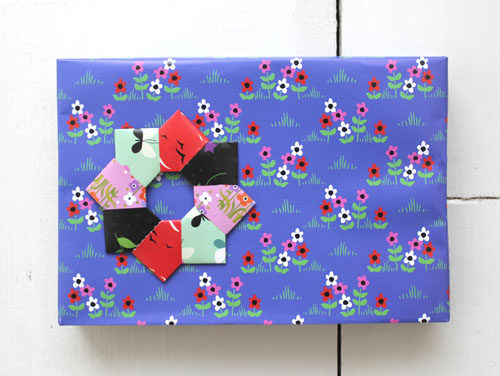 Papier cadeau Fifi Mandirac 5