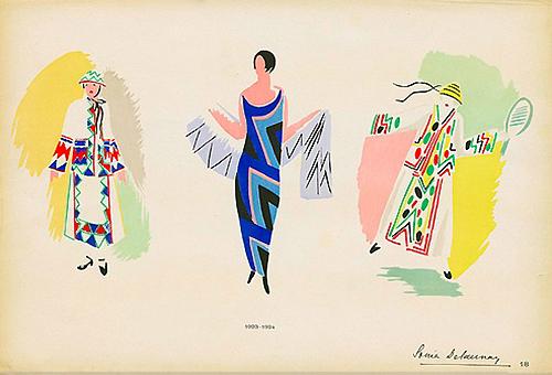 Sonia Delaunay 1L