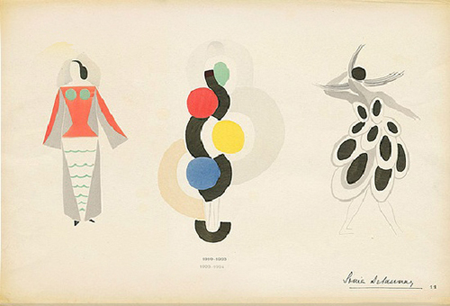 Sonia Delaunay 2L