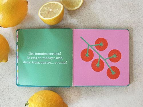 Imagier Fifi Tomate