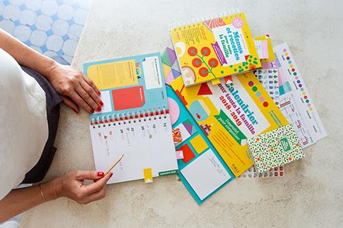 Collection Organisation pour toute la famille