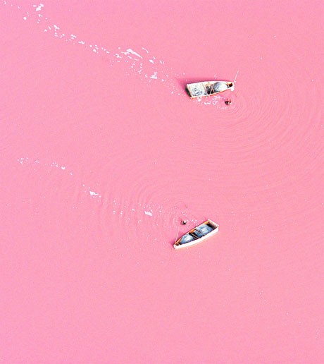 retba-lake
