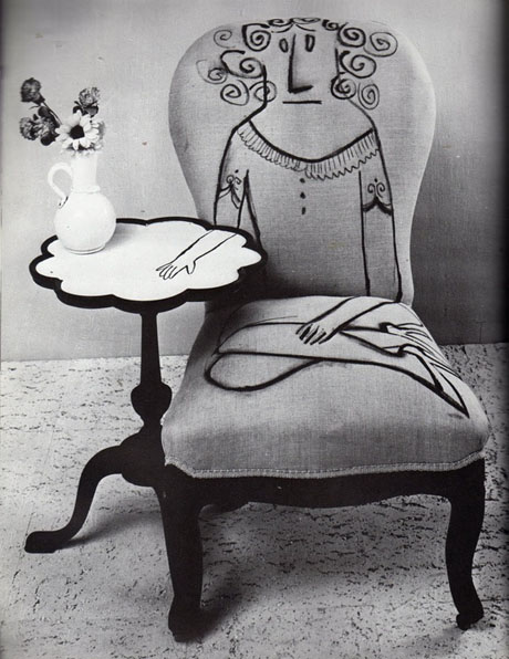saul-steinberg-chair