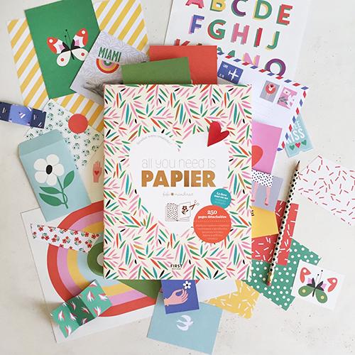 """Résultat de recherche d'images pour """"All you need is papier,"""""""
